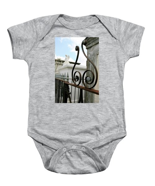 Protection Of The Lost Baby Onesie