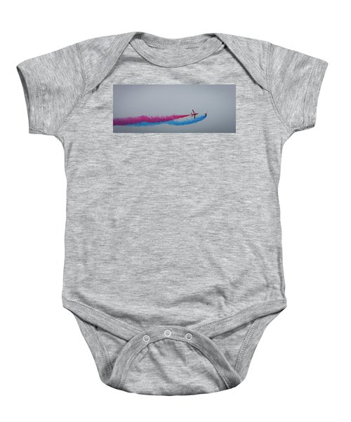 Red Arrows Baby Onesie