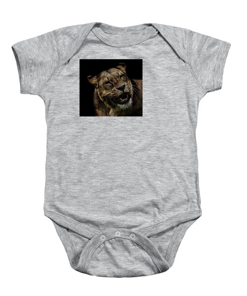 Smile Baby Onesie by Martin Newman