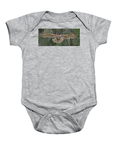 The Approach. Baby Onesie