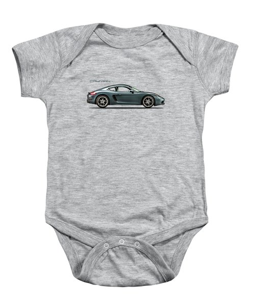 The Cayman Baby Onesie