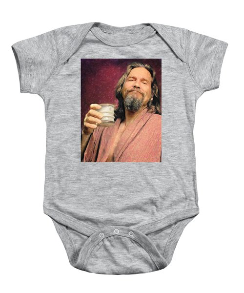 The Dude Baby Onesie