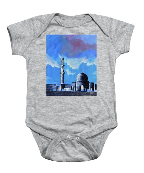 The Mosque Baby Onesie