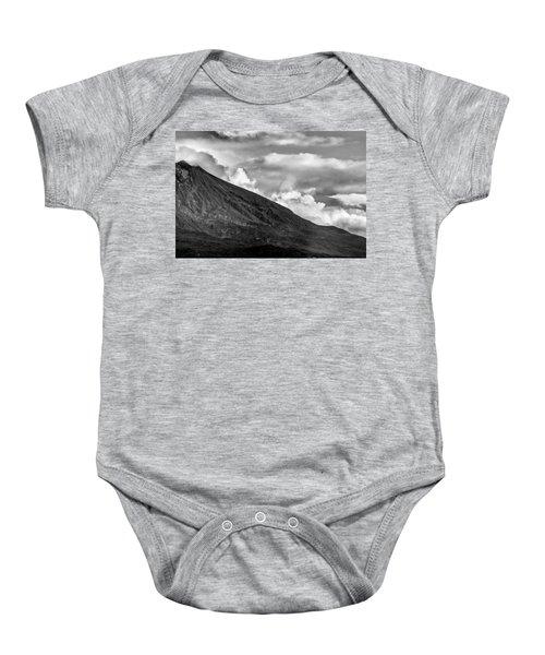 Volcano Baby Onesie