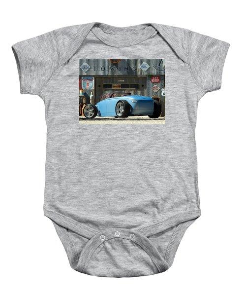 Volvo Baby Onesie