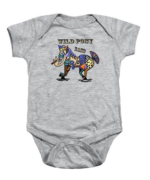 Wild Pony Baby Onesie