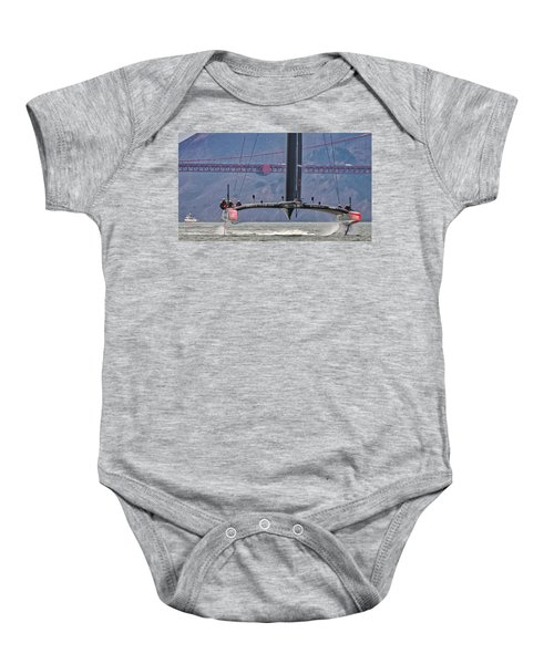 Watercolors Baby Onesie