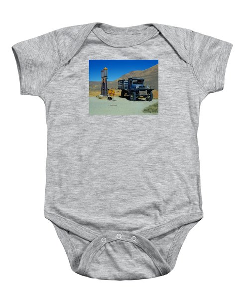 1927 Dodge Graham  Baby Onesie