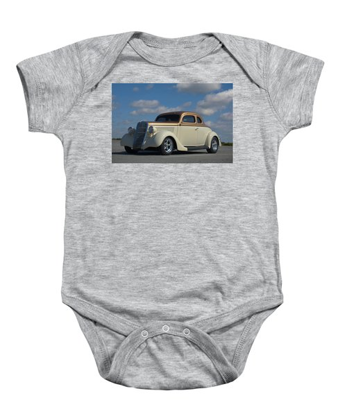 1935 Ford Coupe Hot Rod Baby Onesie