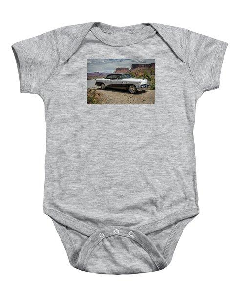 1956 Buick Special Baby Onesie