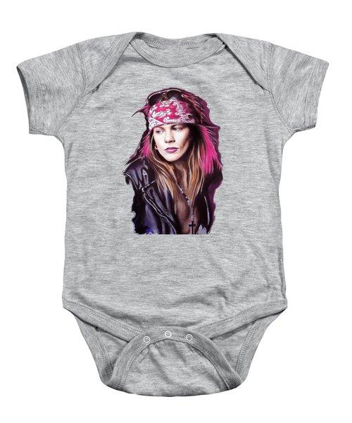 Axl Rose 1 Baby Onesie