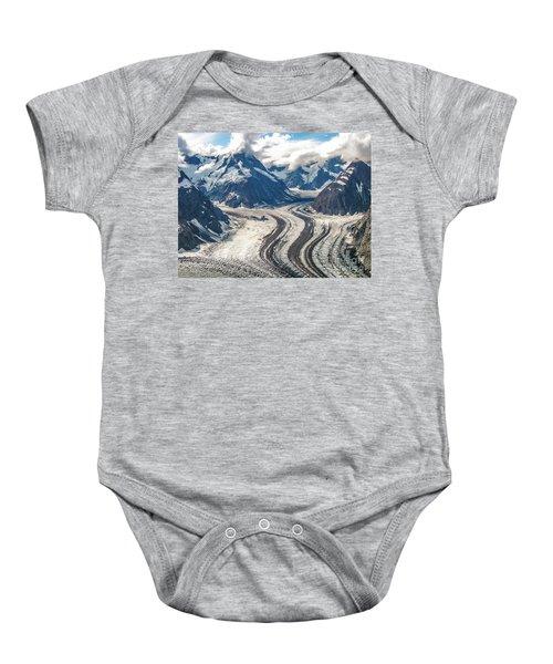 Denali National Park Baby Onesie