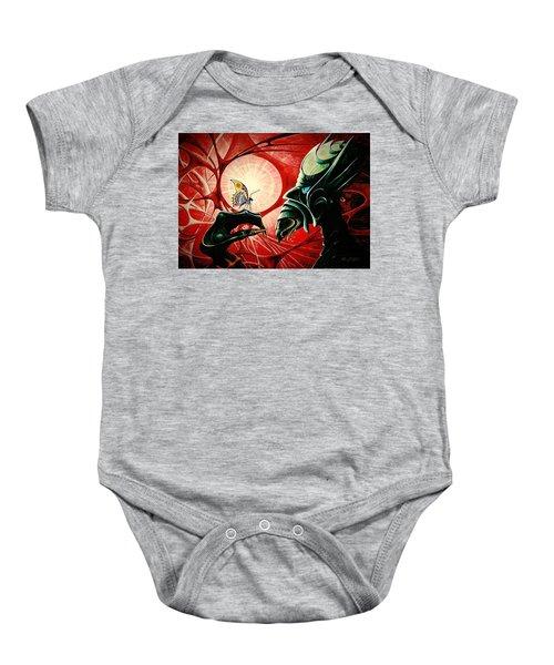 Lucifer  Baby Onesie