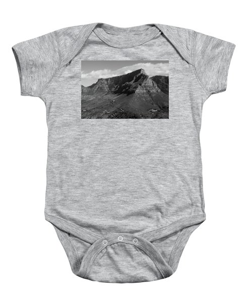 Table Mountain - Cape Town Baby Onesie