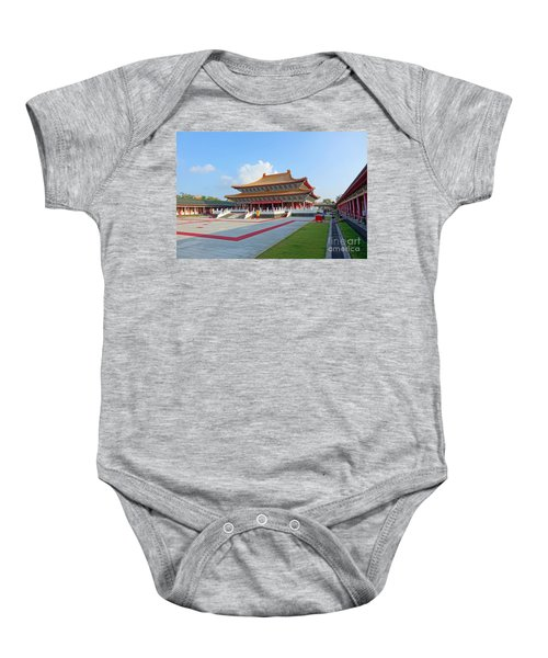 The Confucius Temple In Kaohsiung, Taiwan Baby Onesie