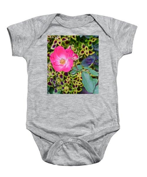 2015 Fall Equinox At The Garden Hello Fall Baby Onesie