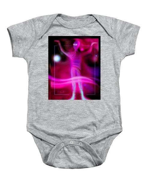 Elusive  Dream  Baby Onesie