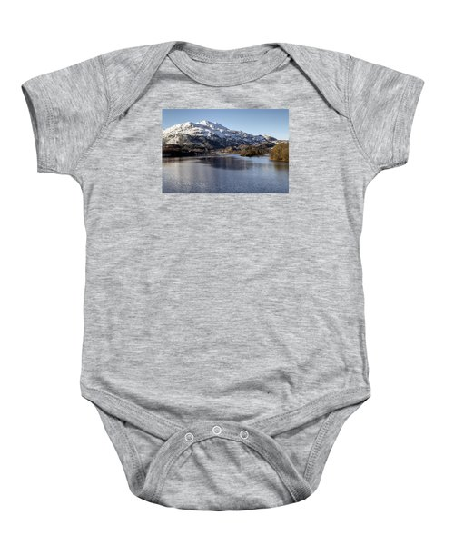 Trossachs Scenery In Scotland Baby Onesie