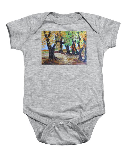 #35 Cottonwood Colors Baby Onesie