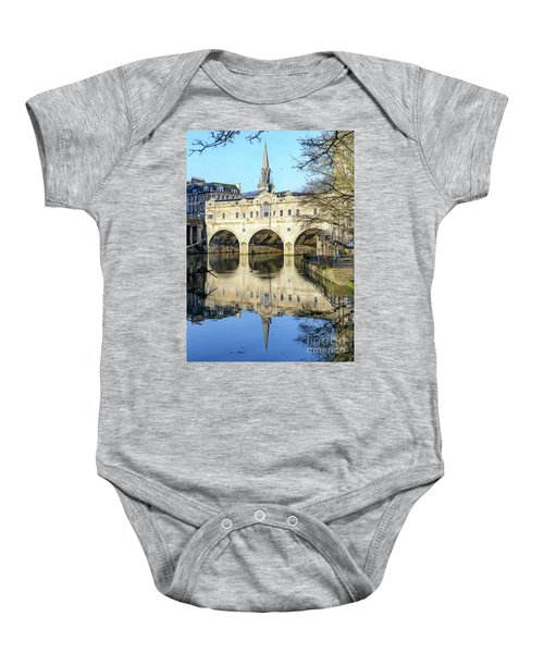 Pulteney Bridge, Bath Baby Onesie