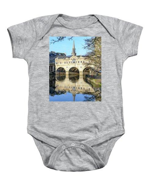Pulteney Bridge, Bath Baby Onesie
