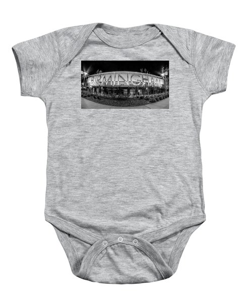April 2015 - Birmingham Alabama Regions Field Minor League Baseb Baby Onesie