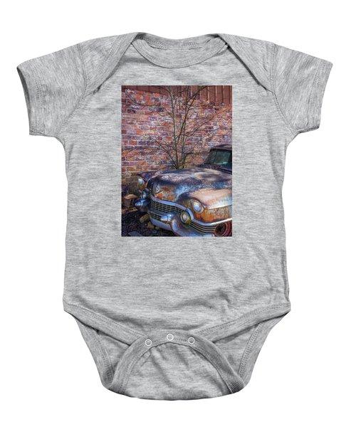 50s Cadillac Baby Onesie