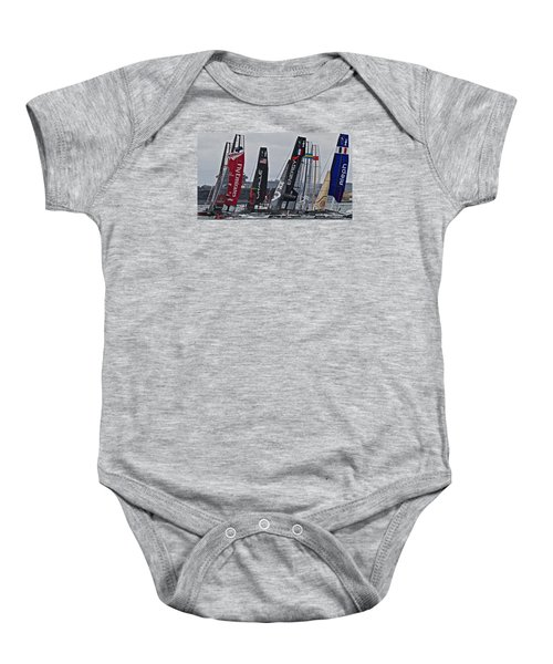 America's Cup World Series Baby Onesie