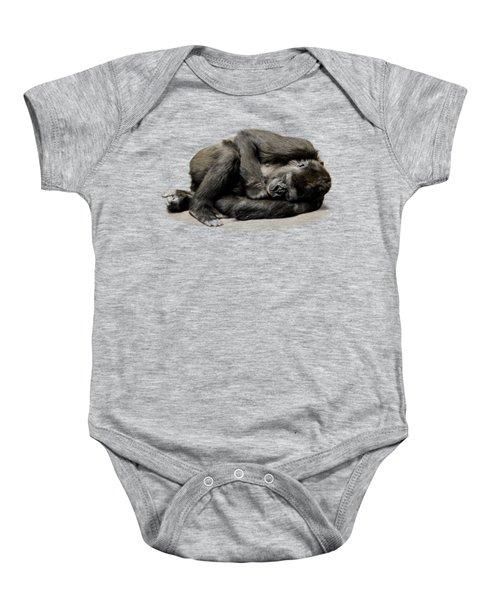 Gorilla Baby Onesie by FL collection