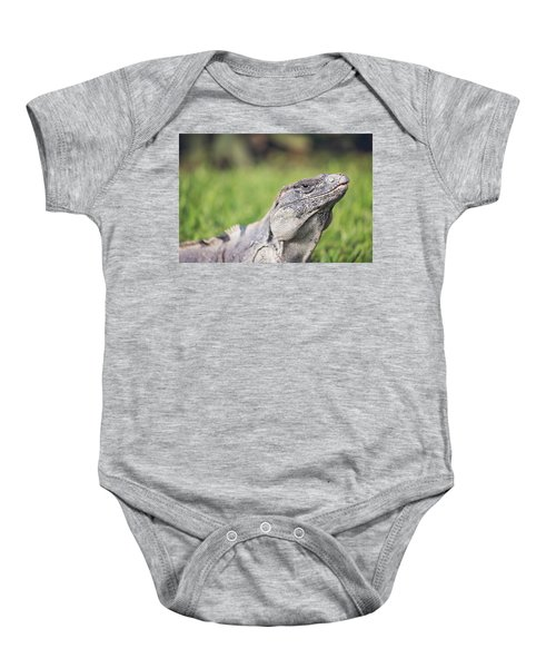 Iguana Baby Onesie