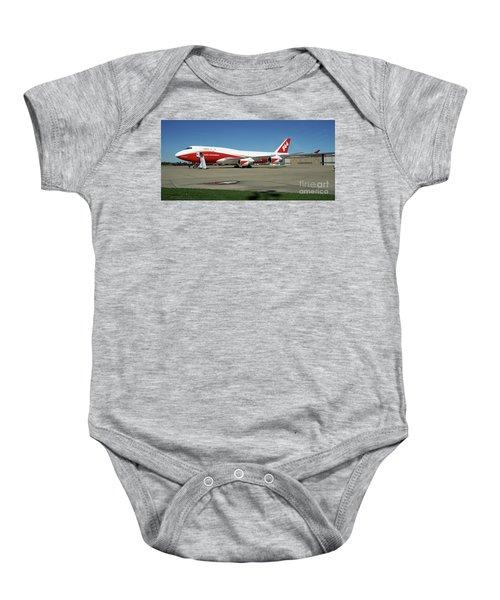 747 Supertanker Baby Onesie