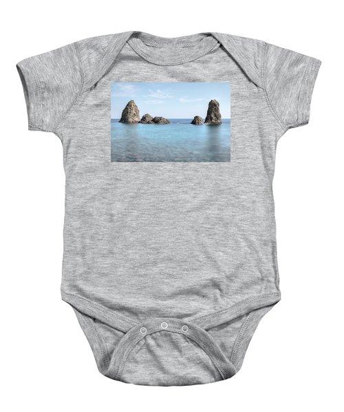 Aci Trezza - Sicily Baby Onesie
