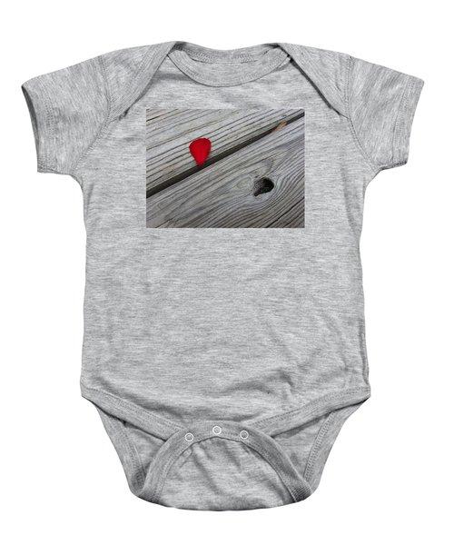 A Drop Of Color Baby Onesie
