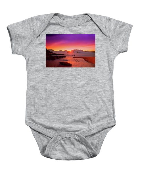 A Far-off Place Baby Onesie