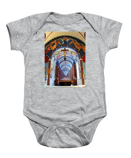 A Father's Masterpiece Baby Onesie