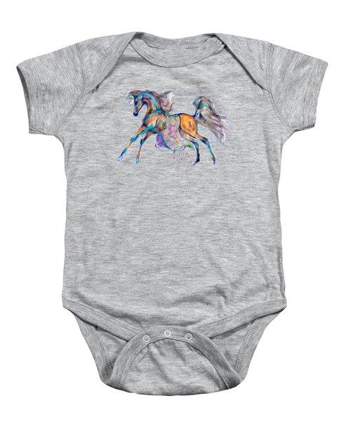 A Gift For Zeina Baby Onesie