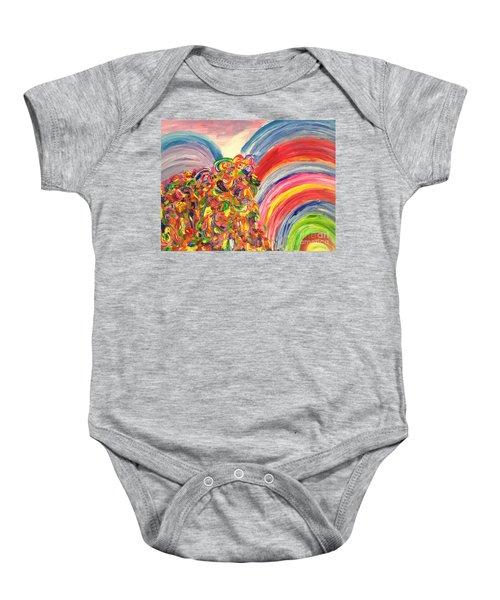 A Joyful Noise Baby Onesie