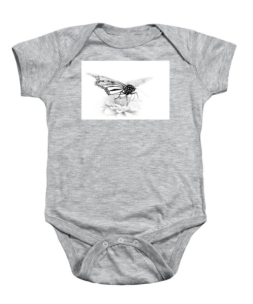 A Light Touch - Butterfly Baby Onesie