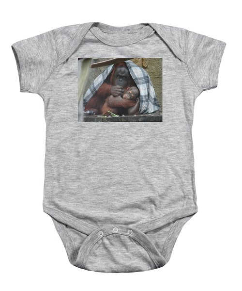 A Mother's Love Baby Onesie