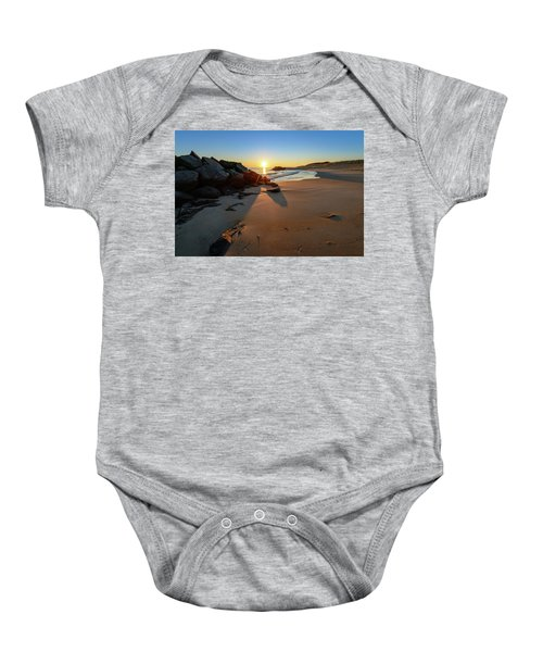 A New Dawn Baby Onesie