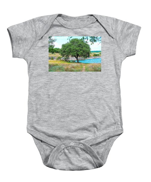 A Path To Baby Onesie