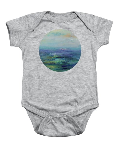 A Place For Peace Baby Onesie