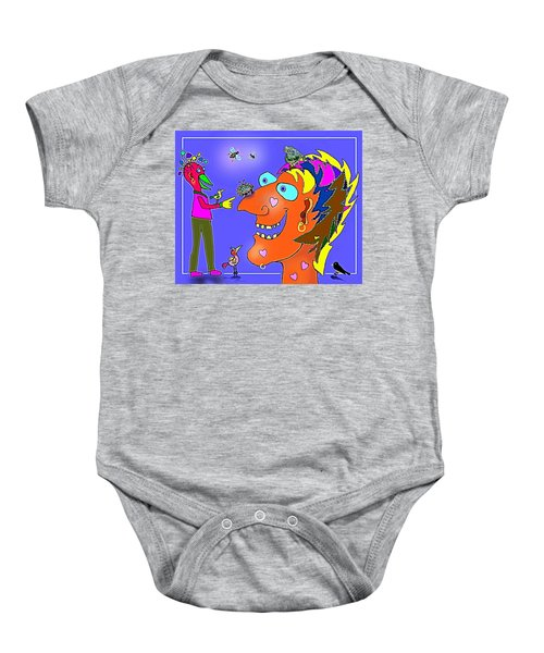 A Smile A Day . . . Baby Onesie