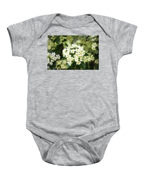 A Thousand Blossoms 3x2 Baby Onesie