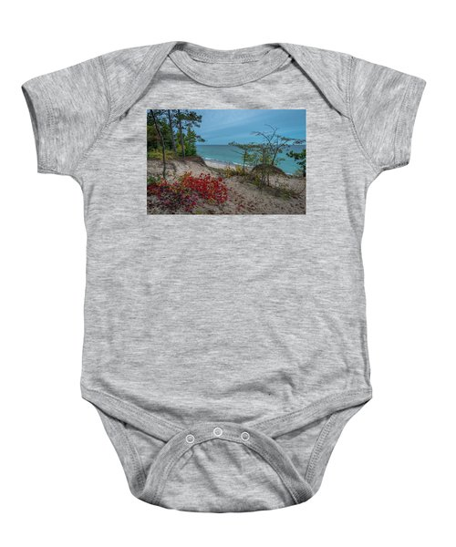 A Touch Of Color  Baby Onesie