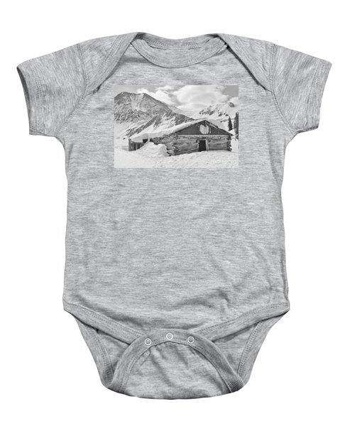 A Walk Into History Baby Onesie