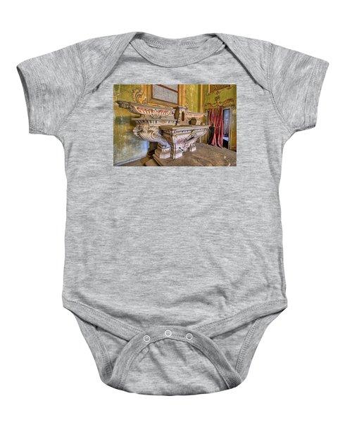 Abandoned Chapel Of An Important Liguria Family IIi - Cappella Abbandonata Di Famiglia Ligure 3 Baby Onesie