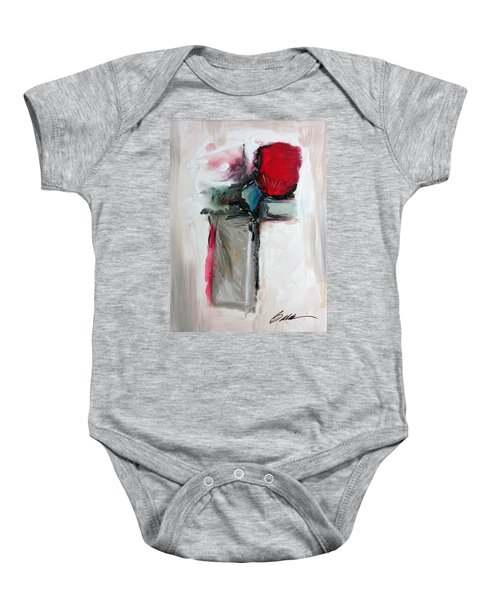 Abstract 200709 Baby Onesie
