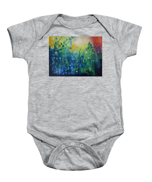Abstract Flax           31 Baby Onesie