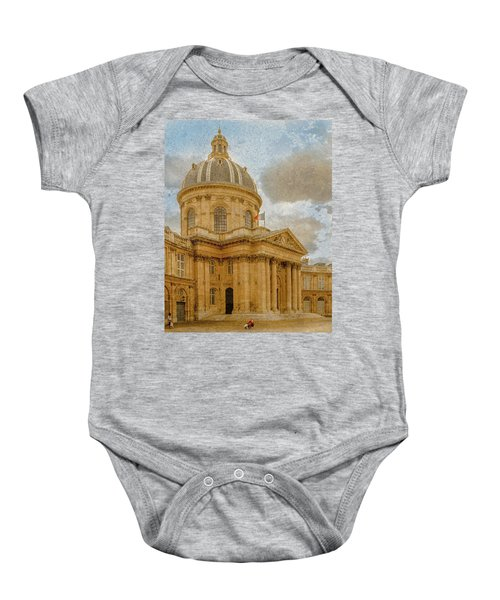 Paris, France - Academie Francaise Baby Onesie